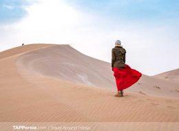 Varzaneh Desert -TAP Persia