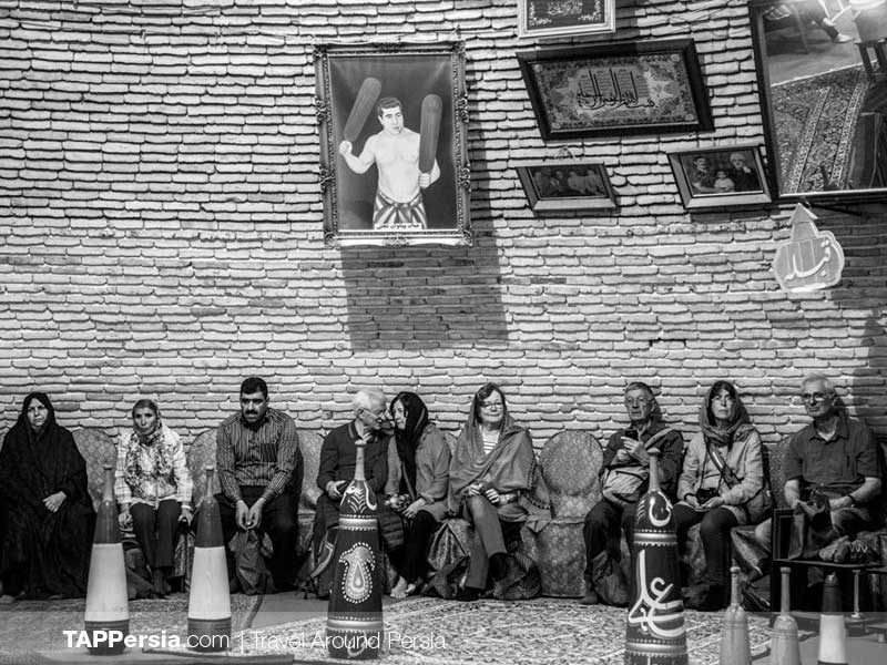 Zoorkhaneh - Yazd - TAP Persia