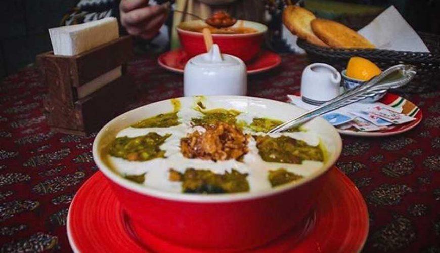 Roozegar Cafe Iran TAP Persia