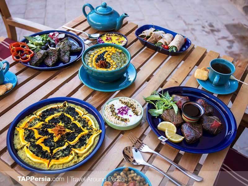 Safavi Cafe - Isfahan - TAP Persia
