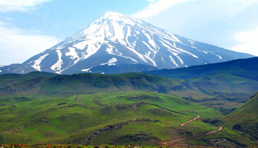 Damavand Mount - Tehran Nature - TAP Persia
