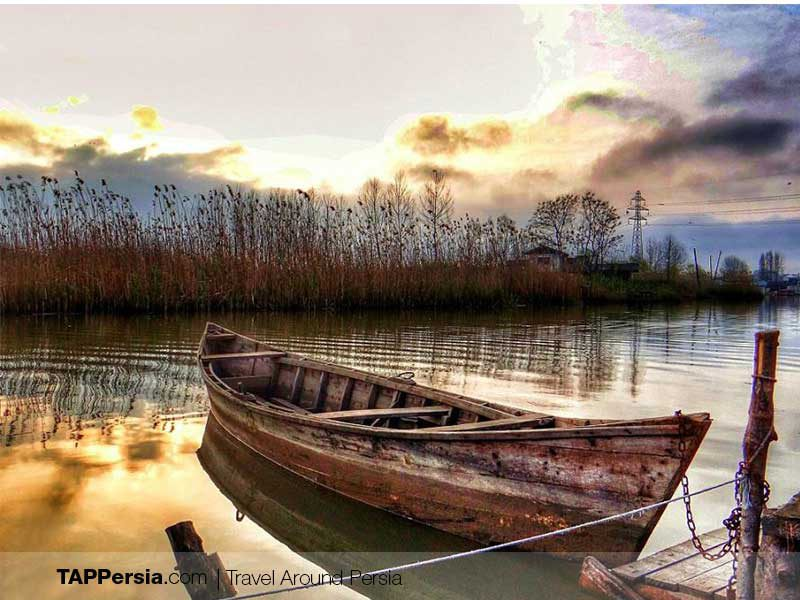 Anzali Lagoon-Rasht Nature-TAP Persia