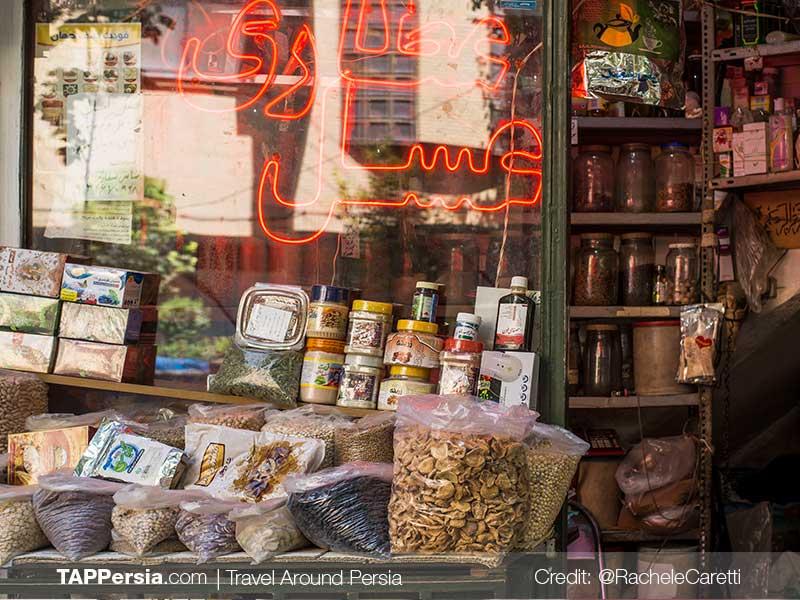 Attari and Herbal Medicine in Iran-Blog-TAP Persia
