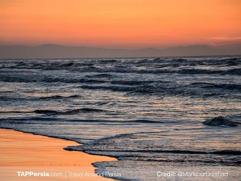 Caspian Sea-Rasht Nature-TAP Persia