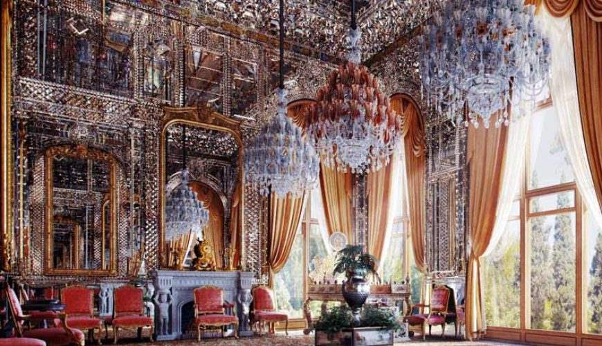 Golestan Palace-Tehran UNESCO Sites-TAP Persia