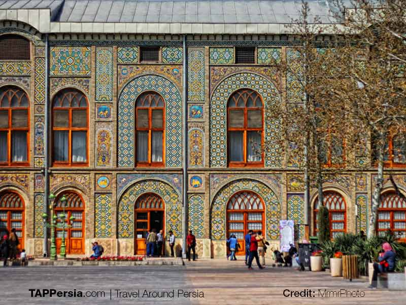 Golestan Palace - Tehran Attractions