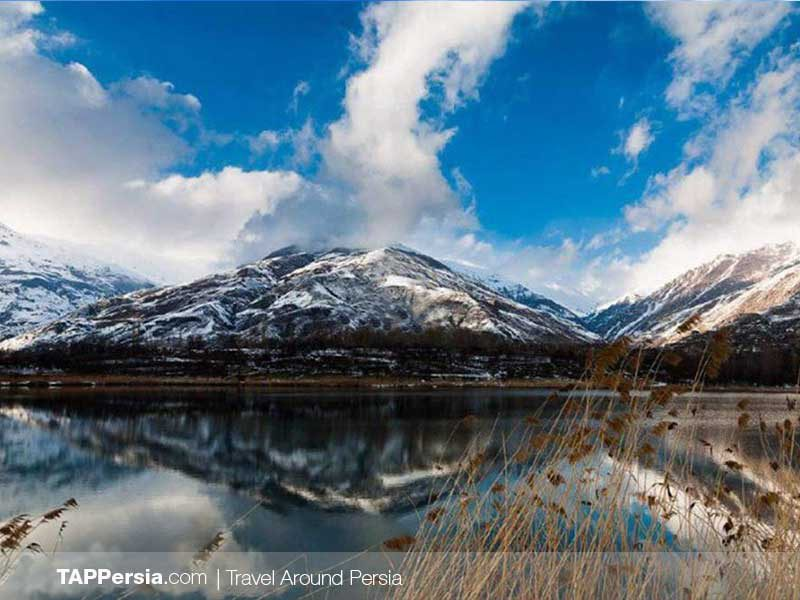Ovan Lake-Qazvin Nature-TAP-Persia