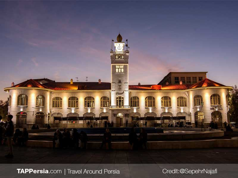 Shahrdari Square-Rasht Top Attractions-TAP Persia