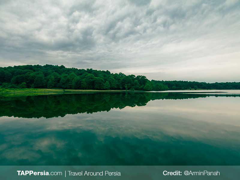 Saqalaksar Lake-Rasht Nature-TAP Persia