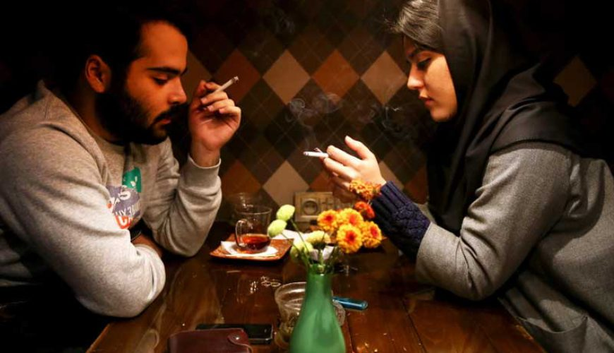 Smoking in Iran-TAP Persia