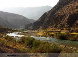 Sulphur Springs in Zagros Mountains Tour-TAP Persia