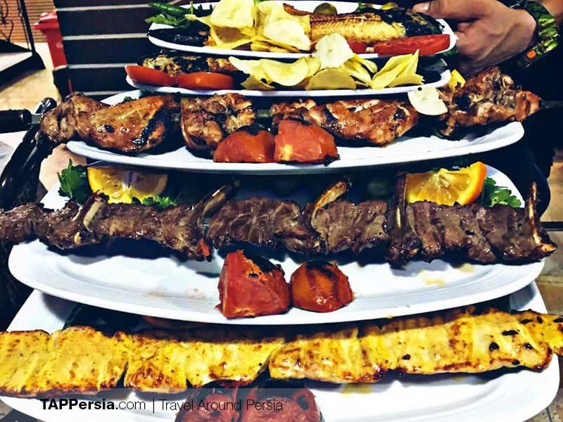 Berkeh Restaurant - Tabriz Places to Eat - TAP Persia
