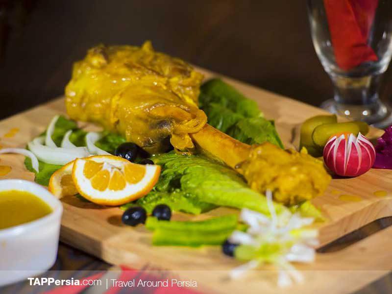 Cafe Fooka - Yazd Night Life - TAP Persia