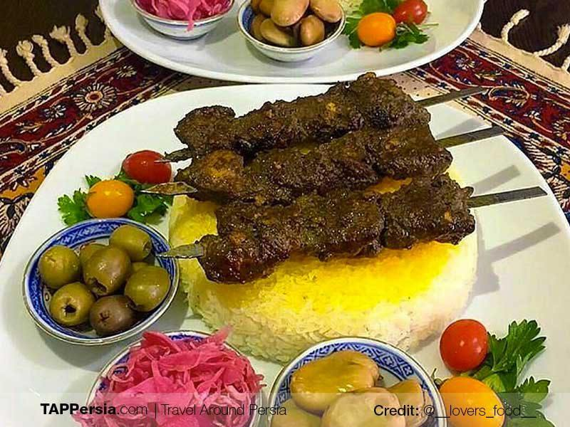 Kabab Torsh - Gilan Food - Northern Dishes of Iran