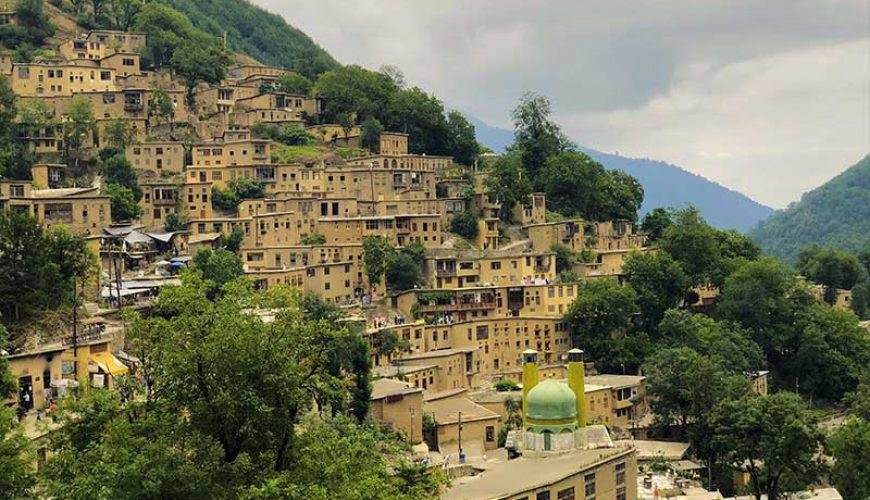 Masuleh - Rasht Top Attraction - TAP Persia