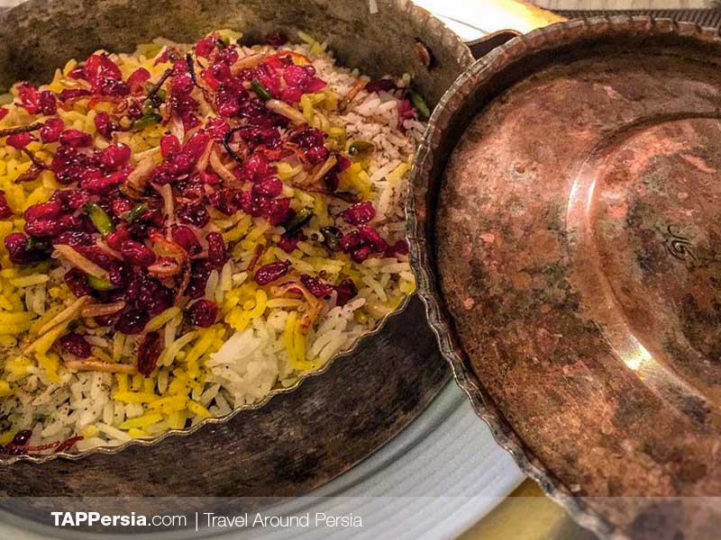Nemooneh Restaurant - Qazvin Places to Eat - TAP Persia