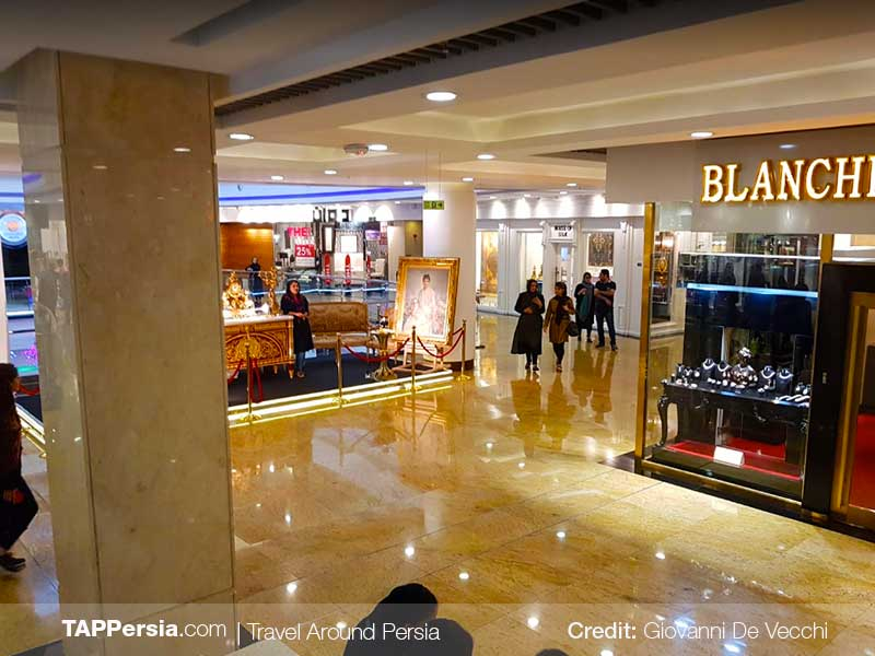 Palladium Mall - Tehran Night Life - TAP Persia