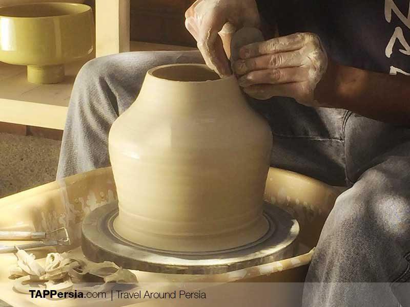 Pottery Wares - Tehran Souvenirs & Handicrafts - TAP Persia