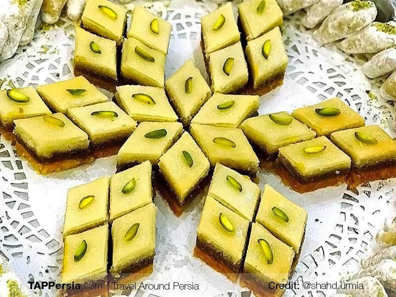 Qazvin Sweets - Qazvin Souvenirs & Handicrafts - TAP Persia