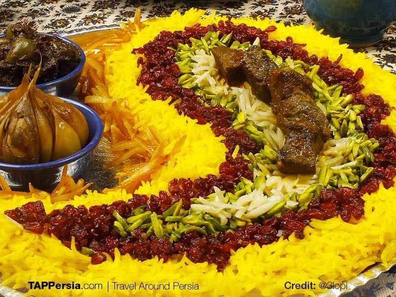 Gheymeh Nesar - Qazvin Local Food - TAP Persia