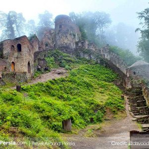 Rudkhan Castle (Qaleh Rudkhan) – Rasht Top Attractions – TAP Persia