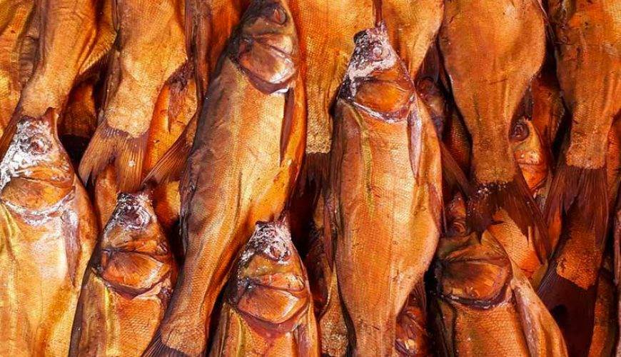 Smoked Fish - Rasht Local Food - TAP Persia