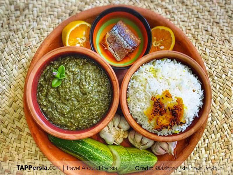 Torshi Tareh - Rasht Local Food - TAP Persia