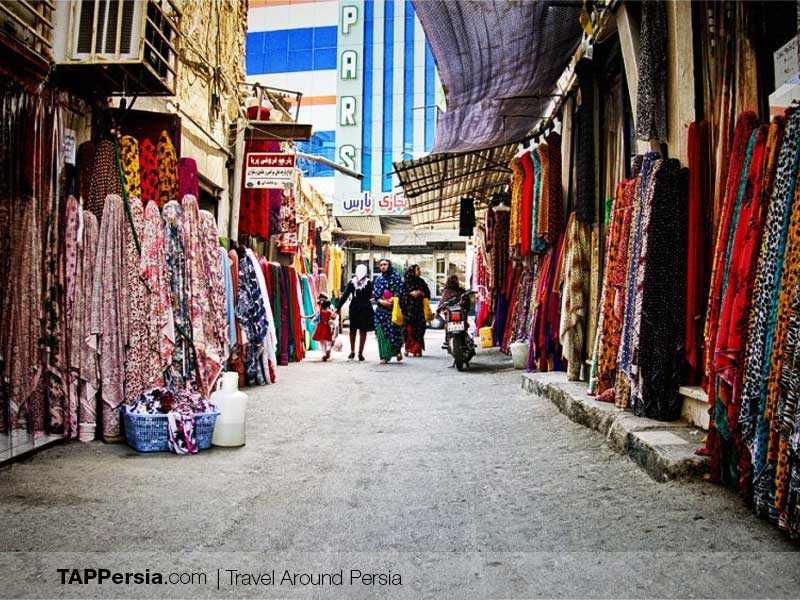 Qeshm Old Bazaar-TAP Persia