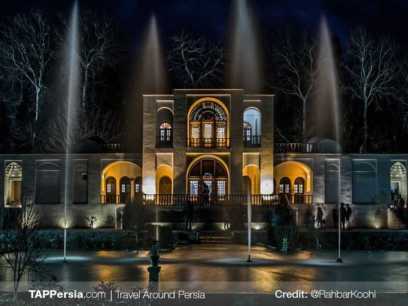 Shazdeh Garden-Kerman UNESCO Sites-TAP Persia