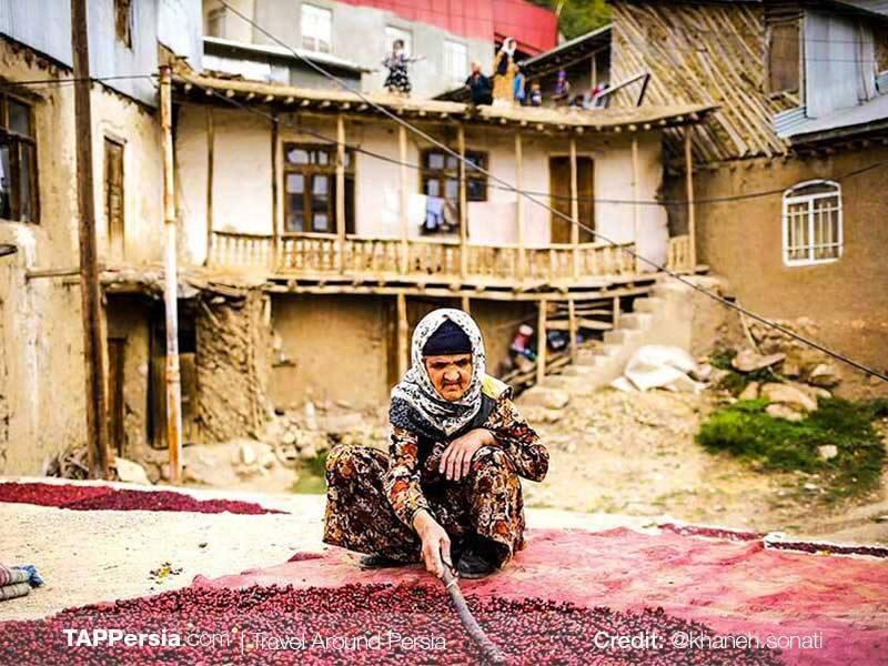 Hir Village - Qazvin Nature - TAP Persia