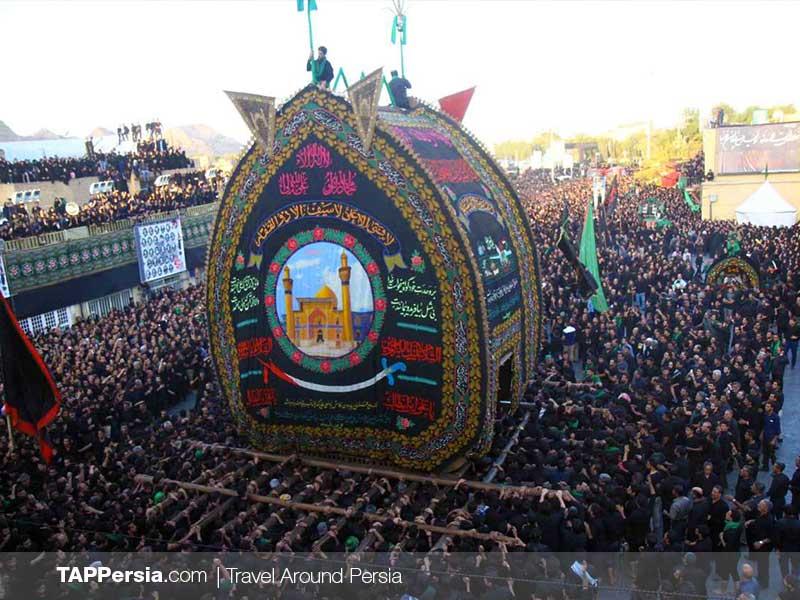 Local Muharram Customs Across Iran - Through Local Eyes - TAP Persia