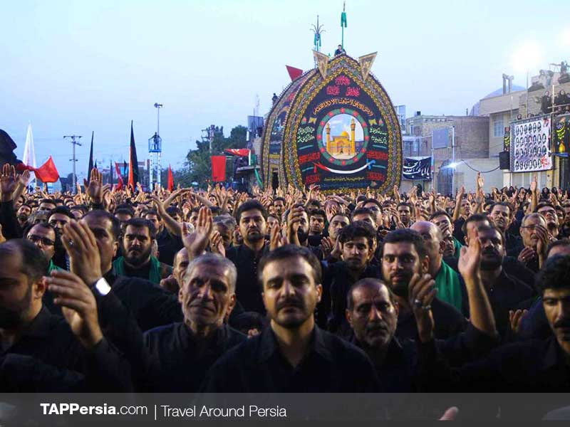 Local Muharram Customs Across Iran - Through Local Eyes - TAP Persia