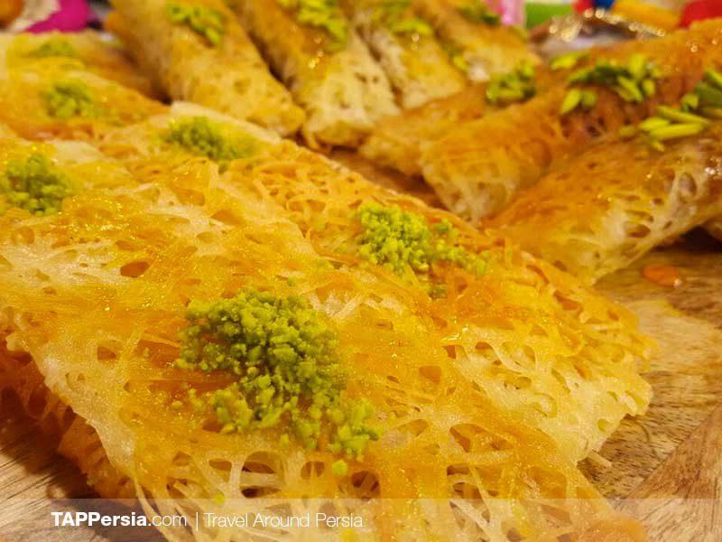 Reshteh Khoshkar - Rasht Souvenirs - TAP Persia