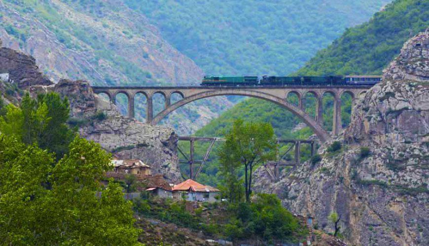 Trans-Iranian Railway - Tehran UNESCO Sites - TAP Persia