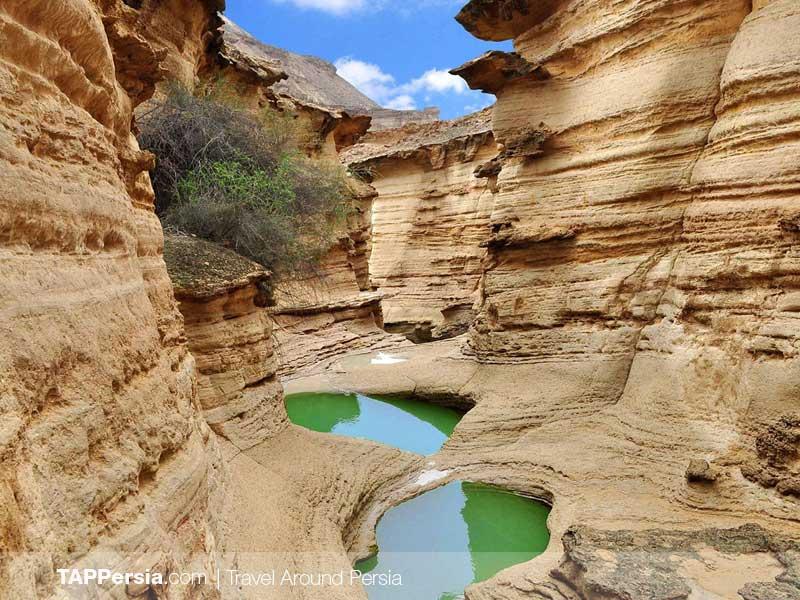 Chahkooh Canyon-Qeshm Nature-TAP Persia