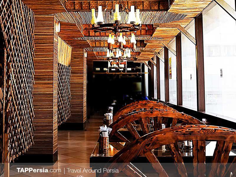 Darya Restaurant - Qeshm - TAP Persia