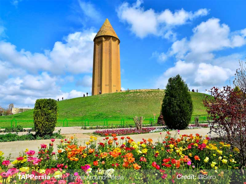 Gonbad-e Qabus-Iran UNESCO Sites-TAP Persia
