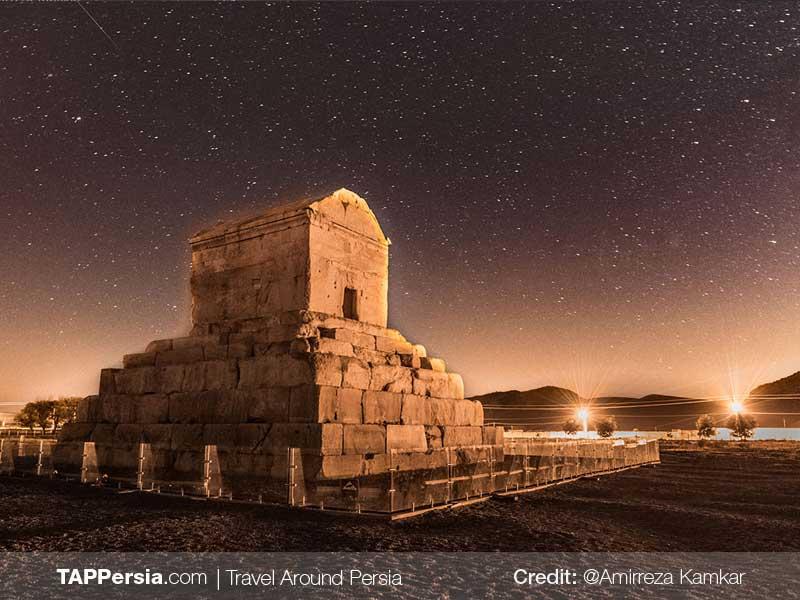 Pasargadae - Shiraz - TAP Persia