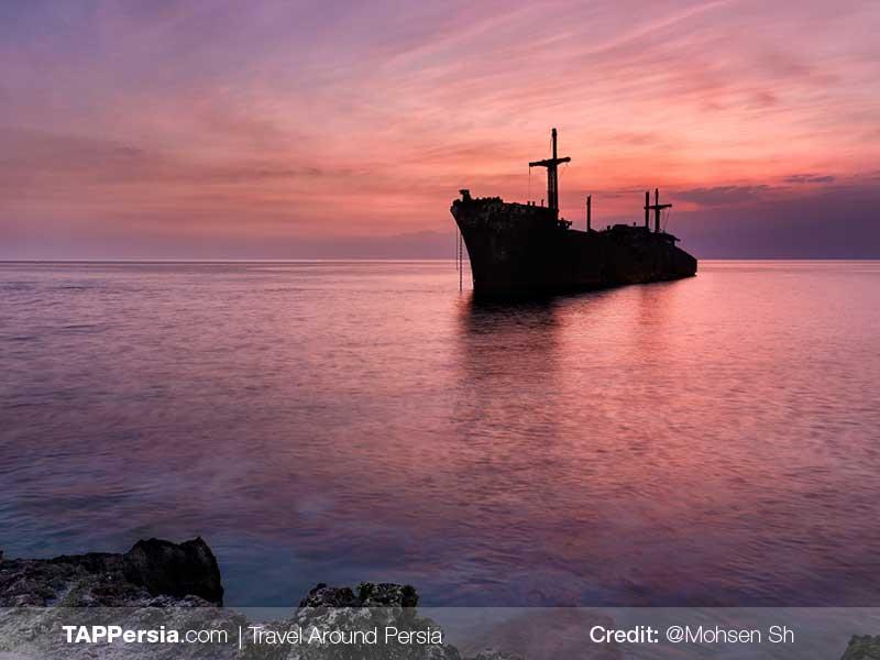 Persian Gulf - Kish Island -TAP Persia