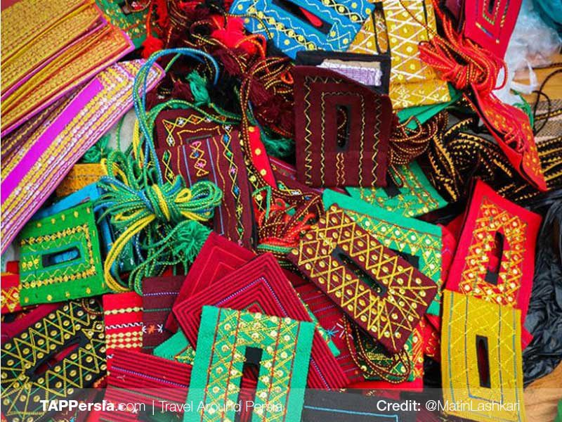 Qeshm Local Costumes-Qeshm Souvenirs and Handicrafts-TAP Persia