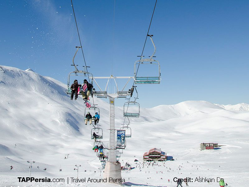 Skiing in Iran - Iran Tourist Attractions - TAPPersia