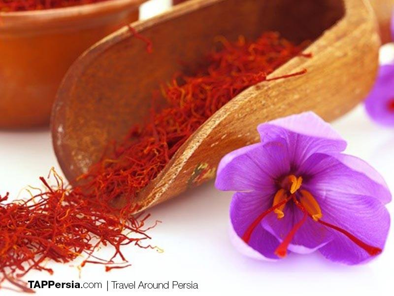 Iranian Saffron - The Secret Ingredient of Every Iranian Dish