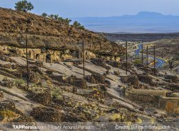 Rocky village of Meymand - Kerman Tours - TAP Persia