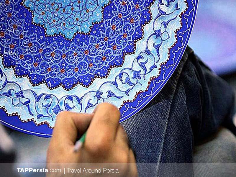 Minakari - Iran