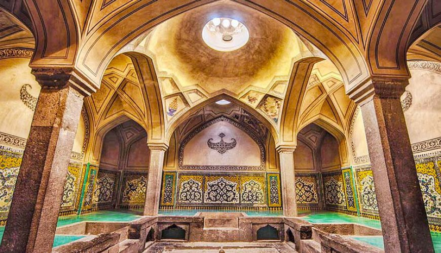 Hammam-e Ali Gholi Agha - Isfahan Top Attractions - TAP Persia