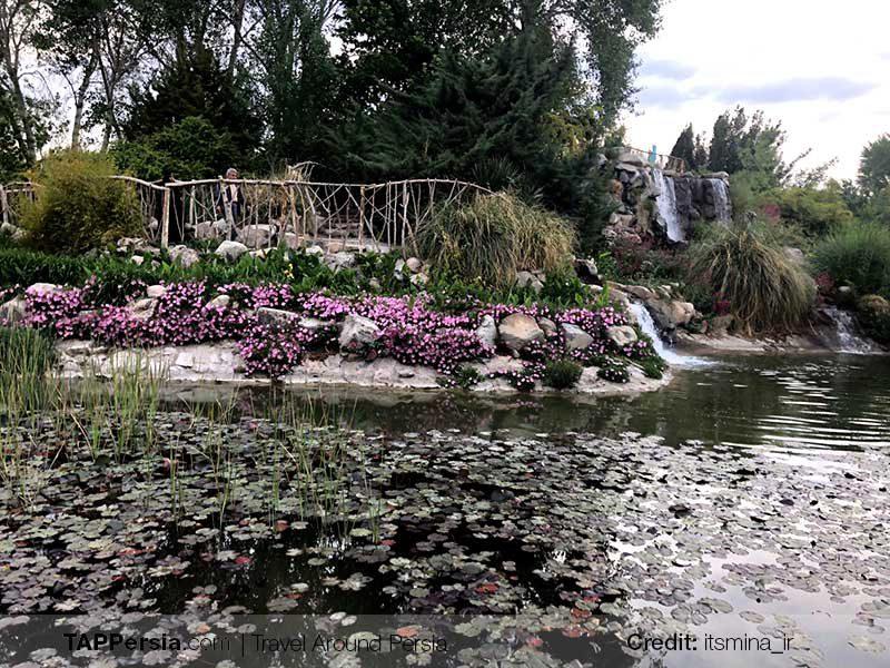 Isfahan Flowers Garden - Top Attractions - TAP Persia