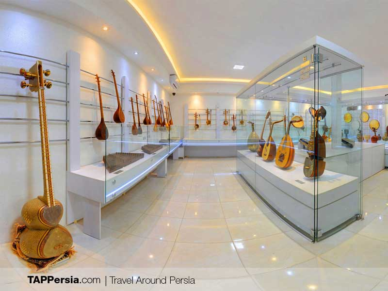 Isfahan Music Museum-Isfahan Top Attractions-TAP Persia