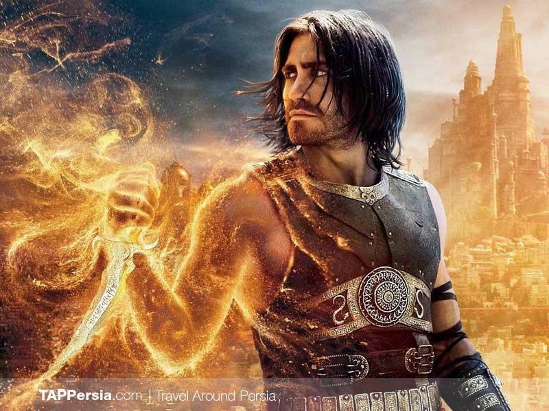 Prince of Persia - TAP Persia