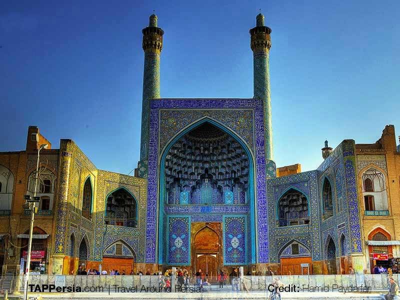 Naqsh-e Jahan Square – A Gem in Isfahan
