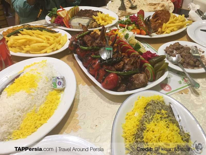 Shater Abbas Restaurant-Tehran Places to Eat-TAP Persia